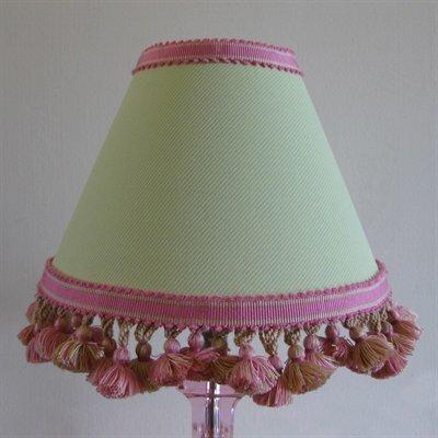 Fruity Tootie Pebbles 11 Fabric Empire Lamp Shade