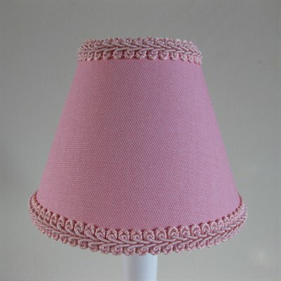 Hubba Bubba 5 Fabric Empire Candelabra Shade