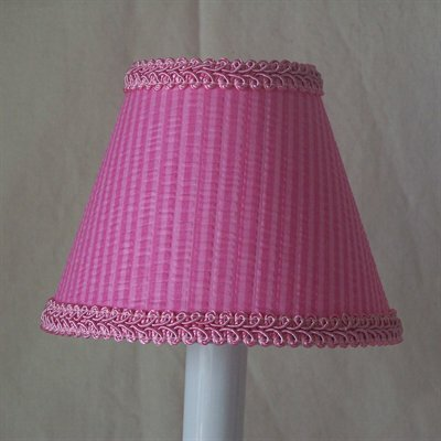 Taffy 5 Fabric Empire Candelabra Shade