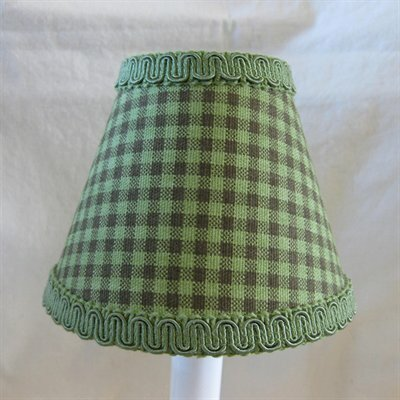 In The Tree Top 5 Fabric Empire Candelabra Shade