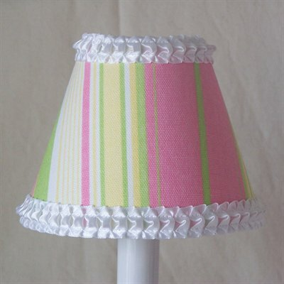 Sassy Stripes 11 Fabric Empire Lamp Shade
