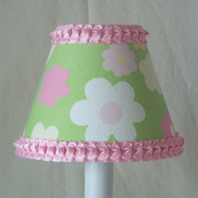 Fabulous Flower 11 Fabric Empire Lamp Shade