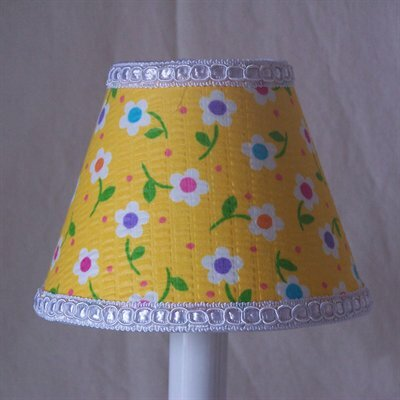 Happy Days Dots 5 Fabric Empire Candelabra Shade