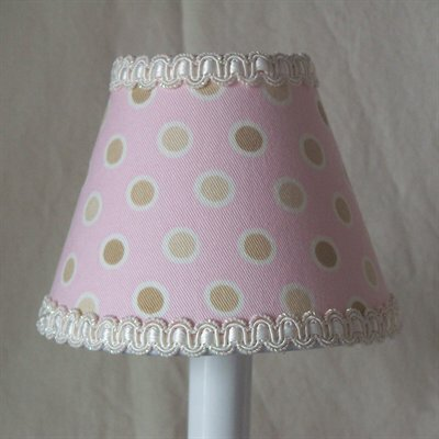 Sugar Cookie 11 Fabric Empire Lamp Shade