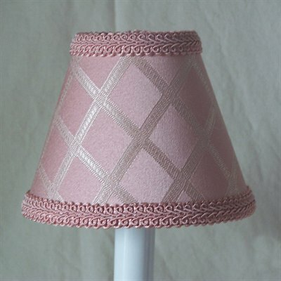 Her Majesty 5 Fabric Empire Candelabra Shade
