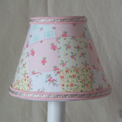 Grannys Vintage Quilt Night Light