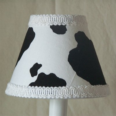 Cowhide Night Light