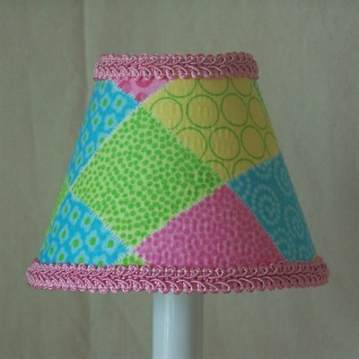 Color Magic 5 Fabric Empire Candelabra Shade