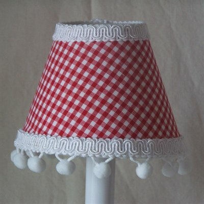 Farm House Gingham Night Light