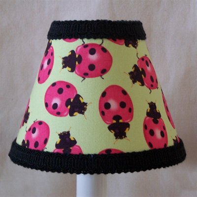 Lady Bug Madness Night Light