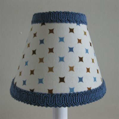 Royal Prince 11 Fabric Empire Lamp Shade