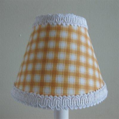 Construction Zone 11 Fabric Empire Lamp Shade