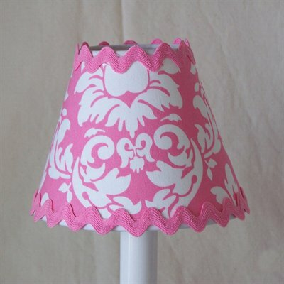 Damask Night Light