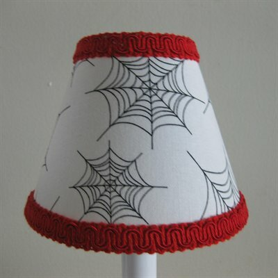 Go Spider-Man Go! 11 Fabric Empire Lamp Shade