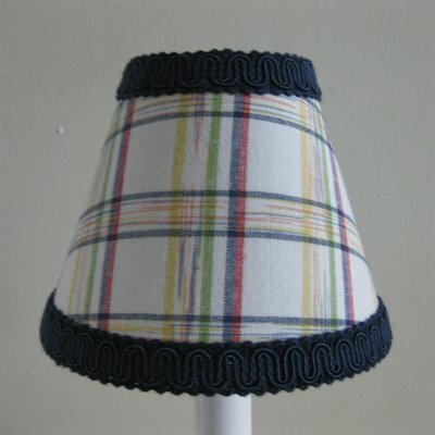 Play Room 5 Fabric Empire Candelabra Shade