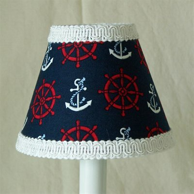 Anchor And Helm Night Light