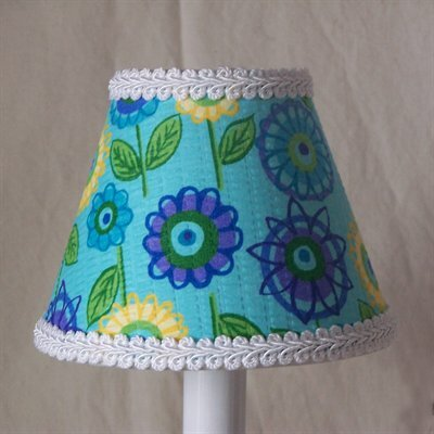 Lazy Days 11 Fabric Empire Lamp Shade