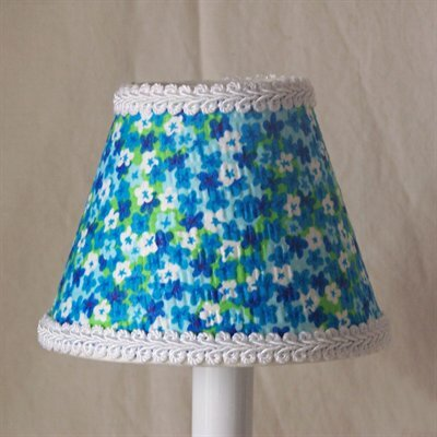 Fields Of Flowers 11 Fabric Empire Lamp Shade