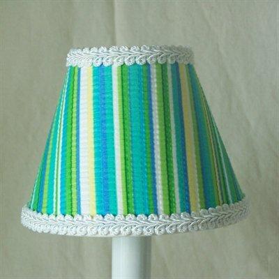 Screamin Stripes 11 Fabric Empire Lamp Shade