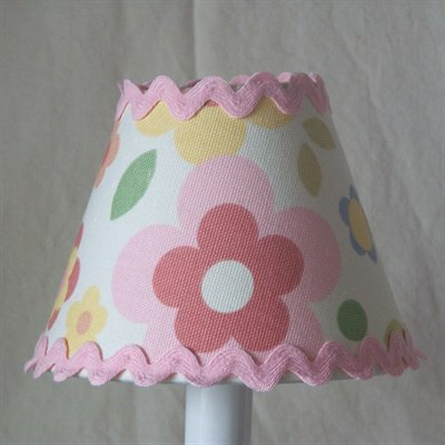 Sweet Pastel Flowers Night Light