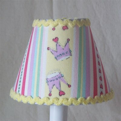 Perfect My Princess 11 Fabric Empire Lamp Shade