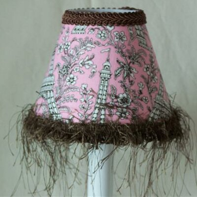 Eiffel Envy Light 11 Fabric Empire Lamp Shade