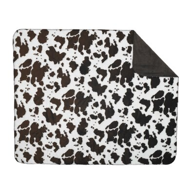 Cow Double-Sided Throw Size: 70