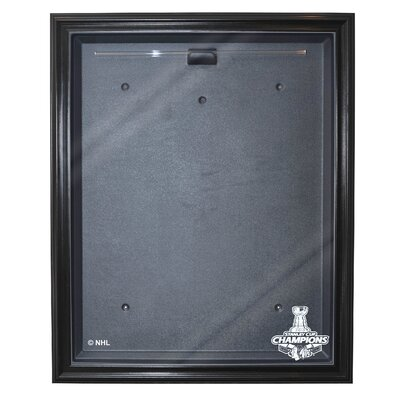 Chicago Blackhawks Stanley Cup Champions Cabinet Style Jersey Case NHL-340-B-EL-SC13CHI