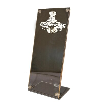 Chicago Blackhawks Stanley Cup Champions Stand Up Ticket Holder NHL-STH-L-EL-SC13CHI