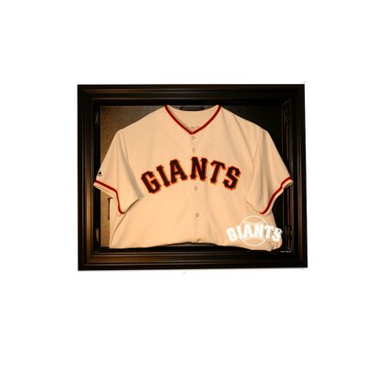 Caseworks International MLB E-Z Removable Face 3 / 4 View Jersey Display - MLB Team: San Francisco Giants, Color: Black at Sears.com