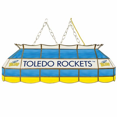 NCAA Pool Table Light NCAA Team: Toledo