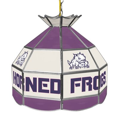 NCAA 16 Stained Glass Tiffany Lamp NCAA Team: TCU