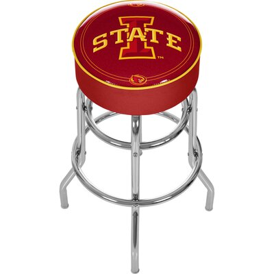 NCAA 31 Swivel Bar Stool NCAA Team: Iowa State