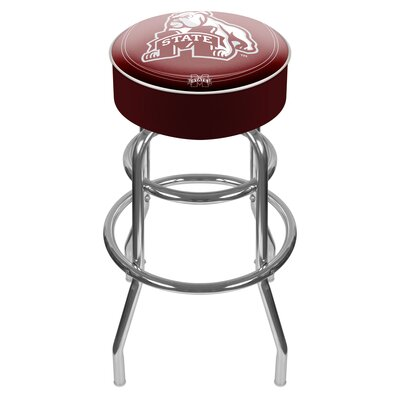 NCAA 31 Swivel Bar Stool NCAA Team: Mississippi State