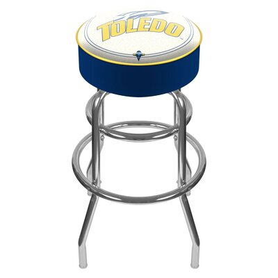 NCAA 31 Swivel Bar Stool NCAA Team: Toledo