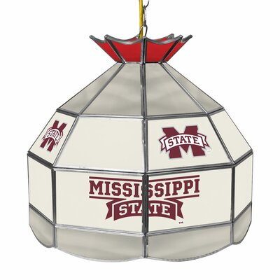 NCAA 16 Stained Glass Tiffany Lamp NCAA Team: Mississippi State