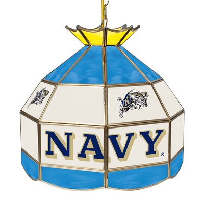 NCAA 16 Stained Glass Tiffany Lamp NCAA Team: US Naval Academy