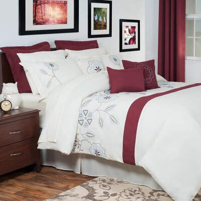 Olivia Comforter Set Size: King