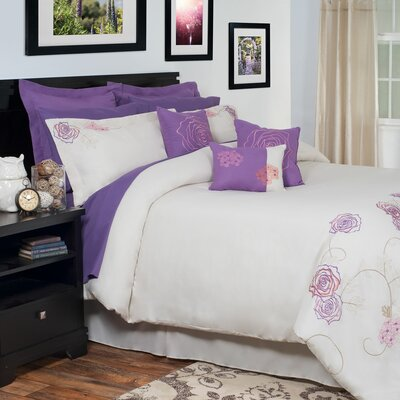 Mia Comforter Set Size: King