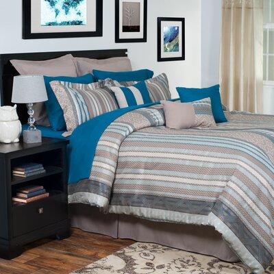 Riley Comforter Set Size: King