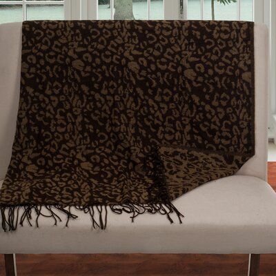 Jacquard Throw Blanket