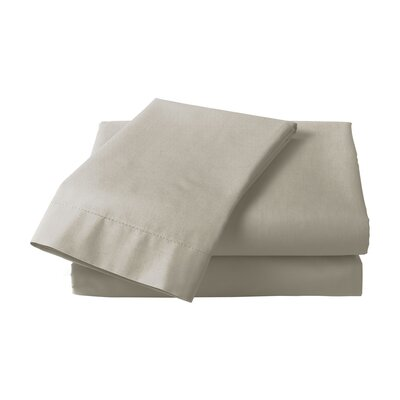 1000 Thread Count Cotton Sateen Sheet Set Size: King, Color: Platinum