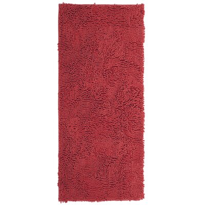 High Pile Coral Area Rug Rug Size: Rectangle 26 x 5