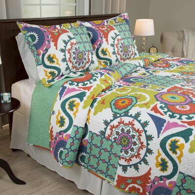 Sybil Quilt Set Size: Full/Queen