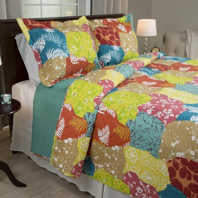 Regan Quilt Set Size: Full/Queen