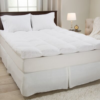 4 Feathers Mattress Topper Size: Full