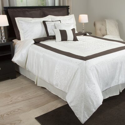 Camille Comforter Set Size: King