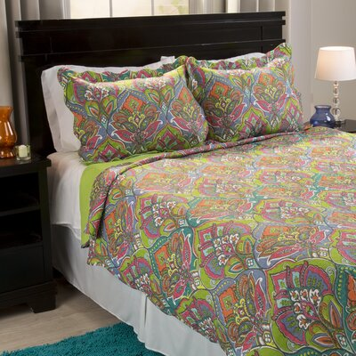 Gracie Quilt Set Size: Twin