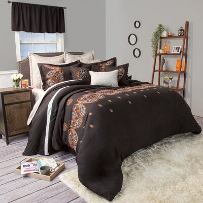 Ashley Comforter Set Size: King