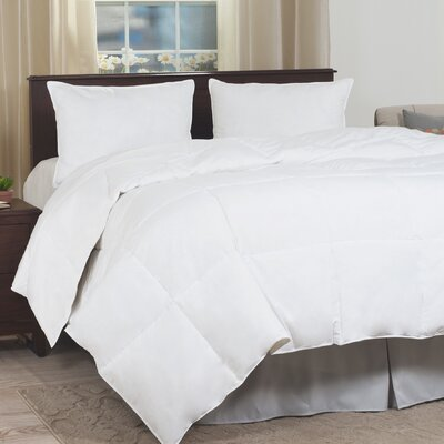 Galla All Season Down Alternative Comforter Size: King
